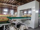 Maquinaria contínua da estaca da esponja da lâmina do CNC