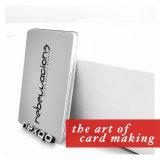 Cartão plástico personalizado alta qualidade do PVC da impressão com listra magnética