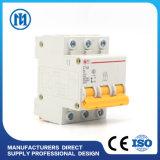 C40 Mini caja moldeada monopolar MCB disyuntor miniatura con protección IP20