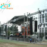 Концерт алюминиевых стадии опорных с системы складной крыши