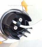 熱販売すべてのアルミニウム5W小さいスポットライトDownlight