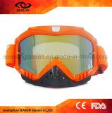 La courroie faite sur commande bon marché TPU flexible arrachent la moto protégeant du vent antipoussière emballant des lunettes