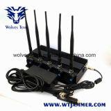 7W krachtige Regelbare GPS WiFi van het Tafelblad Stoorzender & Al Draadloze Stoorzender van de Camera van het Insect