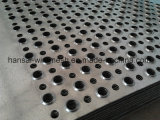 Maille perforée acoustique en métal gravure chimique de photo d'alliage d'aluminium
