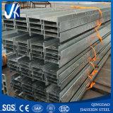 Otras partes de la estructura de acero con galvanizan perfil Finished de H