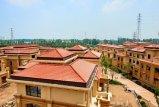 Строительные материалы, испанский случай проекта плитки крыши, плитки толя 9fang