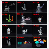 Ordnungs-grünes u. rotes Glaswasser-Rohr Soem-Hv-008 für Marke