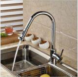 Retirer le robinet en laiton de cuisine