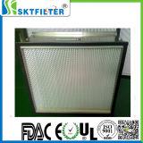 Системы фильтрации воздуха рамки PVC миниые - фильтр Pleat HEPA для кондиционирования воздуха