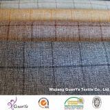 O fio Cationic da manta tingido entrelaça a tela para a camisa