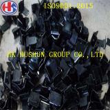 Plateert het Custome Gemaakte Koolstofstaal het Stempelen Delen met de Kleur van het Plateren van het Zink (hs-ps-001)
