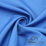 agua de 30d 310t y de la ropa de deportes tela rayada tejida chaqueta al aire libre Viento-Resistente 100% de la pongis del poliester del telar jacquar de la tela escocesa abajo (J061)