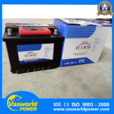 Piles professionnelles Fabricant Auto Rickshaw Battery 12 V55ah
