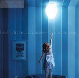 La lámpara moderna del techo del globo del LED embroma la iluminación decorativa del dormitorio