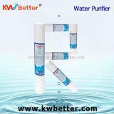Cartouche de purification d'eau PP avec filtre à eau Fil de cartouche