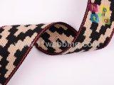 Tessitura 100% del cotone per gli accessori della cinghia/sacchetto/vestiti/indumento