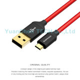 Venta al por mayor rápida de carga de cable micro USB para iPhone 6 Android