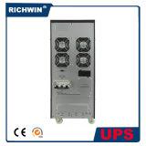UPS en ligne de la double conversion 10-20kVA à haute fréquence triphasée