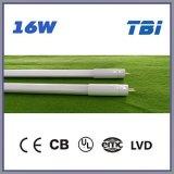 600mm T5 compatível de alumínio de plástico do tubo de LED de 8 W