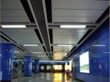 Powder 백색 Coat 습기 Proof 600*1200mm Aluminum False Ceiling