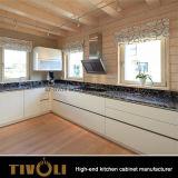 Самомоднейшая домашняя мебель кухни острова верхней части деревянного стенда конструкции мебели (AP118)