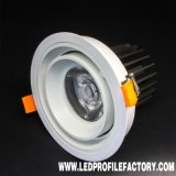 watt DEL Downlight de la modification 12 de 030td DEL Downlight