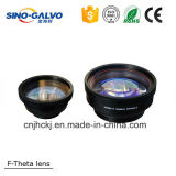 Lente óptica F-Theta de alta qualidade para sistemas de laser de fibra de CO2