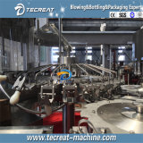 自動天然水の生産ライン