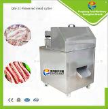 Qw-21 en acier inoxydable conservé à la viande décapage des machines à tranchage, coupe-porc