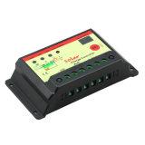 20I-St solar do banco do controlador da carga da bateria do painel solar de 20A 12V/24V