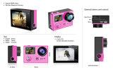 2017最新の実際に4k超HDの処置のカメラH8r Wireles Vidoのカメラ170の程度16MPはリモート・コントロールWiFiを防水する