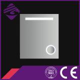 Salle de bains Miroir grossissant pour Hôtel avec des lumières LED Jnh191 ronde