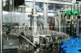 装置を満たす炭酸飲み物のいろいろな種類のアルコール中毒患者