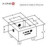A-One Eruptor de eletrodo de cobre compatível com Erowa para o eletrodo de retenção (3A-500105)