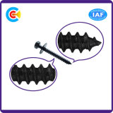 GB/DIN/JIS/ANSI Kohlenstoffstahl/aus rostfreiem Stahl interne und externe sechseckige flache Auflage-Kombinations-Schraube