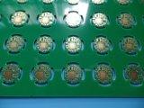China PCB da placa de 4 Camadas cego através com 1,6mm de espessura