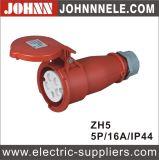 Conector IP44 5p 16A para Industrial