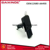 Preço grossista do Sensor de Fluxo de Massa de ar automóveis 22680-AA400 para SUBARU