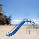 La diapositiva del exterior de acero inoxidable Niños Kiddie equipo de la aptitud