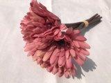 인공 꽃 결혼식 꽃 실크 꽃 가짜 국화 홈 훈장
