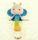 Addorable Plush Baby Handbell pour bébé Conforting