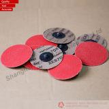 """2"""" и 3"""" керамические шлифовальные помощью Roloc Bristle Disk диск для удаления ржавчины"""