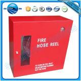 Хрупкий внешний вид из нержавеющей стали для блокировки пожарные шланги кабинет мотовила