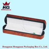 Caja de madera de embalaje de regalo para joyería