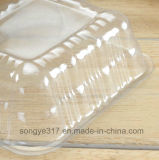 Biscuits en PVC Transparent Plastic Products Packaging Box