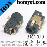 1,0 mm Pitch SMT DC Socket DC Power Jack (DC-053)