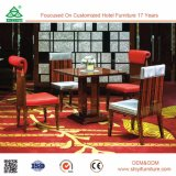 5 Estrellas Hotel Solid Diningroom Furniture Sets