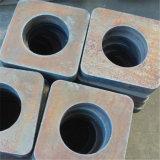 plaque en acier résistante à l'usure en acier de l'épaisseur Ar500 Palte de 6.0mm
