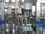 Máquina de rellenar de Containning del agua Full-Automatic del gas