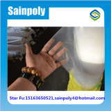 Sistema de invernadero hidropónico de China precio de fábrica de plástico de Cine de Pepino creciente